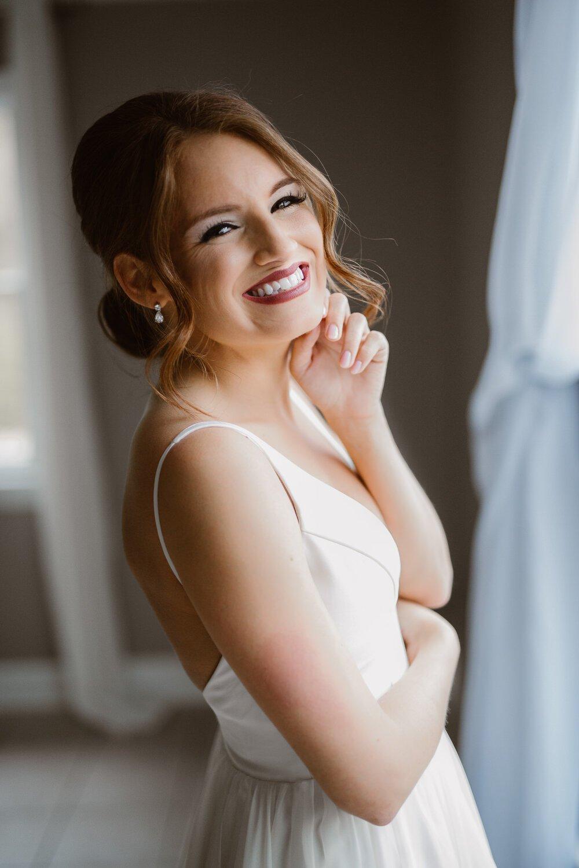 Bangs & Blush | Smoky Mountain Wedding Collective bio